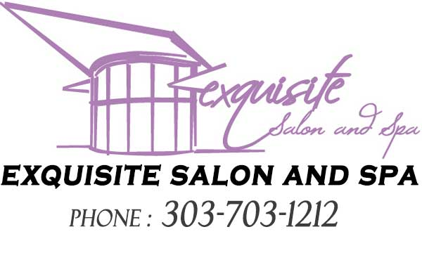 "EXQUISITE SALON AND SPA                               ""OUR BUSINESS IS EXQUISITE"""
